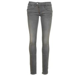 Îmbracaminte Femei Jeans skinny G-Star Raw LYNN ZIP MID SKINNY Albastru
