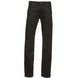 Îmbracaminte Bărbați Jeans drepti G-Star Raw ATTAC STRAIGHT Negru