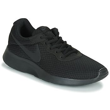 Pantofi Bărbați Pantofi sport Casual Nike TANJUN Negru