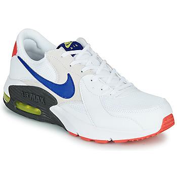 Pantofi Bărbați Pantofi sport Casual Nike AIR MAX EXCEE Alb / Albastru