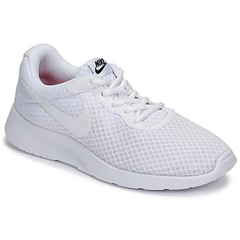 Pantofi Femei Pantofi sport Casual Nike TANJUN Alb