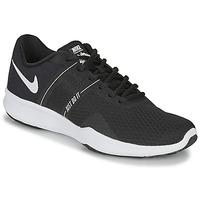 Pantofi Femei Multisport Nike CITY TRAINER 2 Negru / Alb