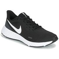Pantofi Femei Multisport Nike REVOLUTION 5 Negru / Alb