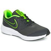 Pantofi Băieți Multisport Nike STAR RUNNER 2 GS Negru / Verde