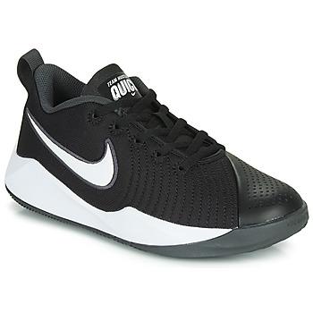 Pantofi Copii Multisport Nike TEAM HUSTLE QUICK 2 GS Negru / Alb