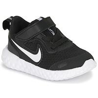 Pantofi Copii Multisport Nike REVOLUTION 5 TD Negru / Alb