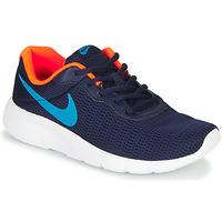 Pantofi Băieți Pantofi sport Casual Nike TANJUN GS Albastru
