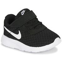 Pantofi Copii Pantofi sport Casual Nike TANJUN TD Negru / Alb