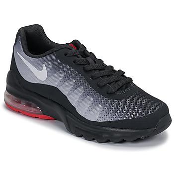 Pantofi Copii Pantofi sport Casual Nike AIR MAX INVIGOR GS Negru / Roșu