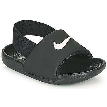 Pantofi Copii Șlapi Nike KAWA TD Negru