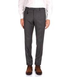 Îmbracaminte Bărbați Pantaloni de costum Incotex 1AT030 1394T Grey