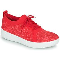 Pantofi Femei Pantofi sport Casual FitFlop F-SPORTY UBERKNIT SNEAKERS Roșu