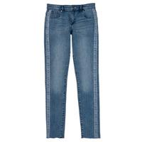 Îmbracaminte Fete Jeans skinny Guess GABIN Albastru