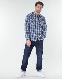 Îmbracaminte Bărbați Jeans drepti Levi's 502™ TAPER Biologia / Adv