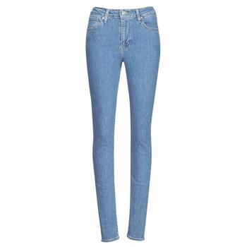 Îmbracaminte Femei Jeans skinny Levi's 721 HIGH RISE SKINNY Los / Angeles / Rocks