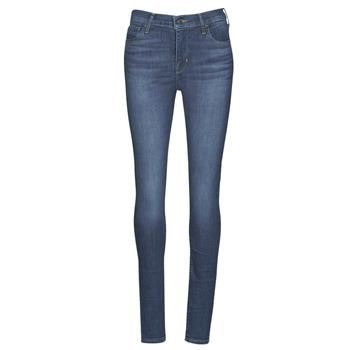 Îmbracaminte Femei Jeans skinny Levi's 720 HIRISE SUPER SKINNY Echo / Storm