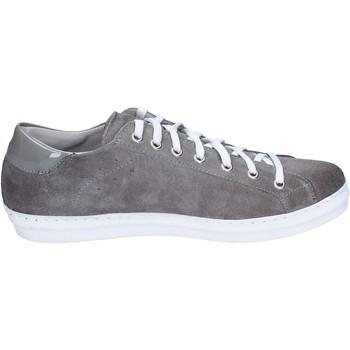 Pantofi Bărbați Sneakers Ossiani sneakers camoscio Grigio