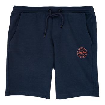 Îmbracaminte Băieți Pantaloni scurti și Bermuda Jack & Jones JJISHARK Albastru