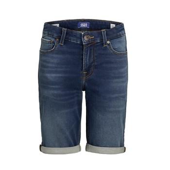 Îmbracaminte Băieți Pantaloni scurti și Bermuda Jack & Jones JJIRICK Albastru