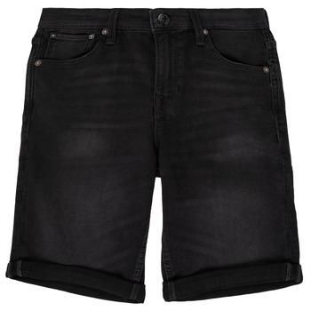 Îmbracaminte Băieți Pantaloni scurti și Bermuda Jack & Jones JJIRICK Negru