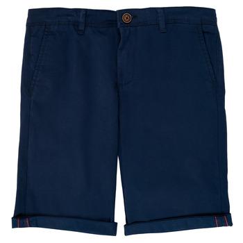 Îmbracaminte Băieți Pantaloni scurti și Bermuda Jack & Jones JJIBOWIE Bleumarin