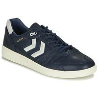 Pantofi Bărbați Pantofi sport Casual Hummel HB TEAM CREST Albastru