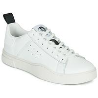 Pantofi Bărbați Pantofi sport Casual Diesel S-CLEVER LOW Alb