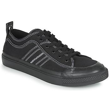Pantofi Bărbați Pantofi sport Casual Diesel S-ASTICO LOW Negru / Alb