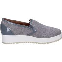 Pantofi Femei Pantofi Slip on Carmens Padova Adidași BP220 Gri
