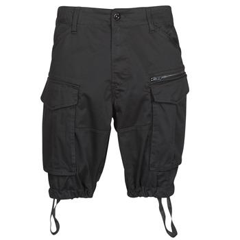 Îmbracaminte Bărbați Pantaloni scurti și Bermuda G-Star Raw ROVIC ZIP RELAXED 12 Negru