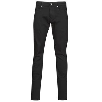 Îmbracaminte Bărbați Jeans skinny G-Star Raw REVEND SKINNY Negru