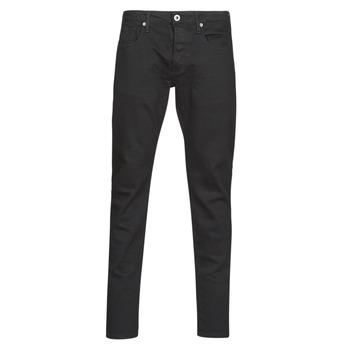 Îmbracaminte Bărbați Jeans slim G-Star Raw 3301 SLIM Negru
