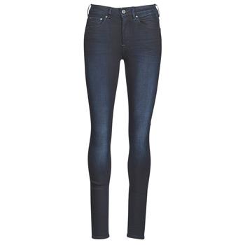Îmbracaminte Femei Jeans skinny G-Star Raw 3301 HIGH SKINNY WMN Dk / Aged