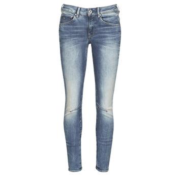 Îmbracaminte Femei Jeans skinny G-Star Raw ARC 3D MID SKINNY WMN Albastru