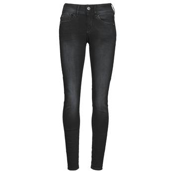 Îmbracaminte Femei Jeans skinny G-Star Raw LYNN MID SKINNY WMN Gri