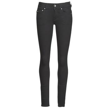 Îmbracaminte Femei Jeans skinny G-Star Raw MIDGE CODY MID SKINNY WMN Negru