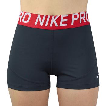 Lenjerie intimă Femei Panthy/Boxeri Nike Pro 3in W Short Noir