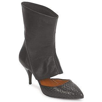 Pantofi Femei Botine Stéphane Kelian IVAN Negru