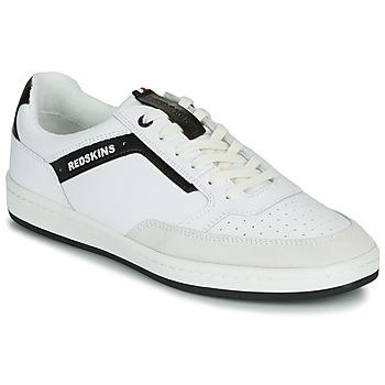 Pantofi Bărbați Pantofi sport Casual Redskins YELLE Alb / Negru