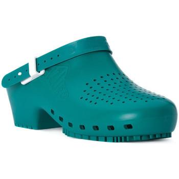 Pantofi Saboti Calzuro S VERDE CINTURINO Verde