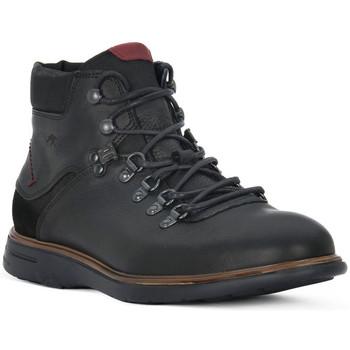 Pantofi Bărbați Ghete Fluchos GRASS NEGRO Nero