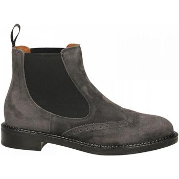 Pantofi Femei Ghete Frau WAXY lavagna