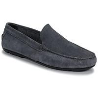 Pantofi Bărbați Mocasini André BIOUTY Albastru