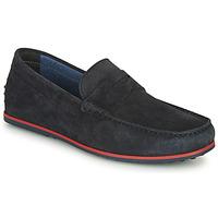 Pantofi Bărbați Mocasini André SKY Bleumarin