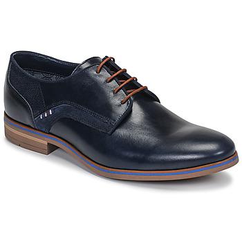 Pantofi Bărbați Pantofi Derby André JACOB Albastru