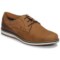 Pantofi Bărbați Pantofi Derby André LINOS Coniac
