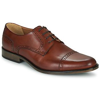 Pantofi Bărbați Pantofi Derby André LORDMAN Maro