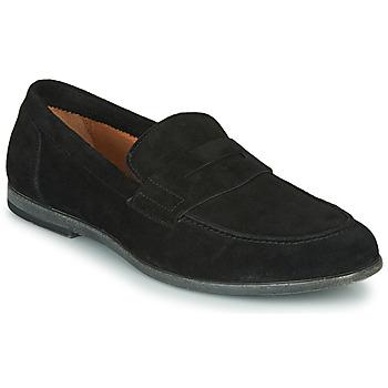 Pantofi Bărbați Mocasini André HARLAND Negru