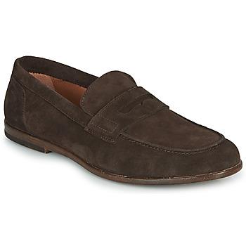 Pantofi Bărbați Mocasini André HARLAND Maro