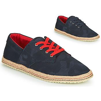 Pantofi Bărbați Espadrile André LIANE Albastru